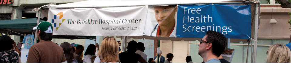 Free Health Screenings