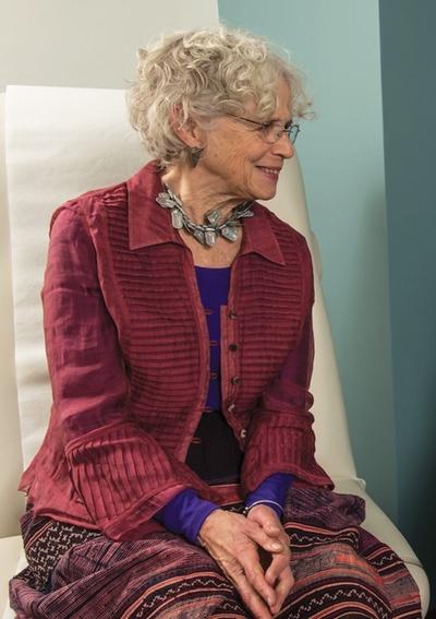 Elspeth Macdonald, patient