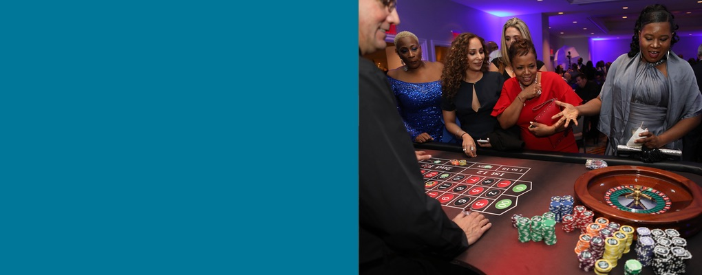 Party-goers winning big at the 2018 Founders Ball