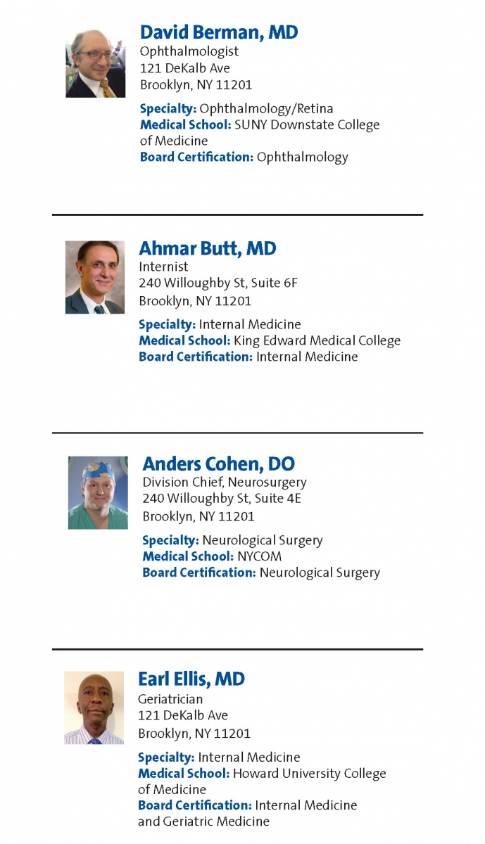Top doctors for 2015 the brooklyn hospital center top doctors for 2015 1betcityfo Images