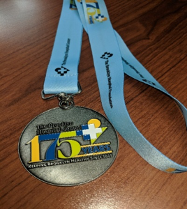 TBHC Recognizes 175th Anniversary Medalists