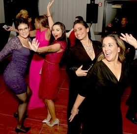 Dancers at Brooklyn Hospital Foundation 2019 Founders Ball