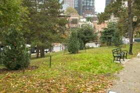 'Garden of Heroes' in Fort Greene Park