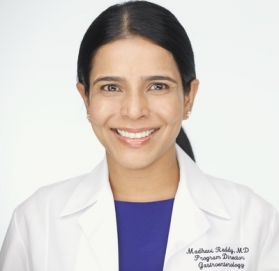 Madhavi Reddy, MD, Chief of Gastroenterology at TBHC