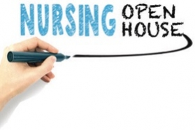 Nursing Open House at TBHC