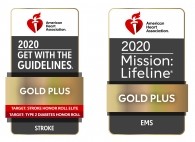 "Two ""golds"" for The Brooklyn Hospital Center"