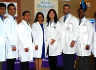 The Gastroenterology Team at TBHC