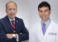 Gary G. Terrinoni and Dr. James Gasperino