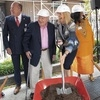 Breaking ground for TBHC's new Emergency Department
